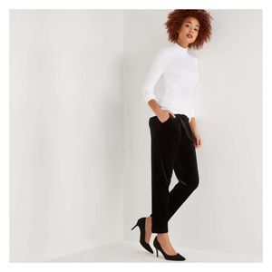 Joe Fresh Velvet pants